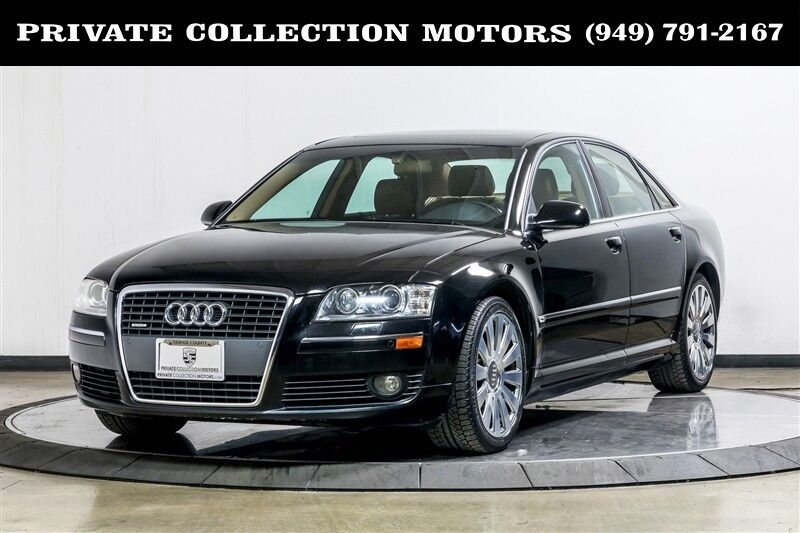 2006_Audi_A8_4.2L_ Costa Mesa CA