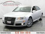 2006 Audi A8 L 4.2L / AWD Quattro / Sunroof / Navigation / Parking Aid / Heated & Ventilated Front Seats / Bose Premium Sound System