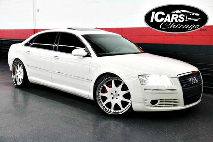2006_Audi_A8_L 4dr Sedan_ Chicago IL