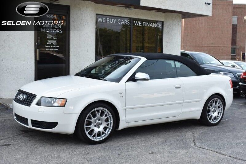 Vehicle Details 2006 Audi S4 At Selden Motors