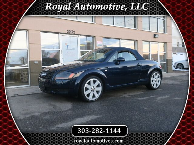 2006 Audi TT Roadster Englewood CO