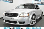 2006 Audi TT SE QUATTRO LIMITED EDITION AWD AUTO LEATHER STS CUSTOM ALLOYS SAT