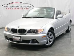 2006_BMW_3 Series_325Ci / 2.5L 6-Cyl Engine / RWD / CONVERTIBLE_ Addison IL