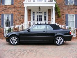 2006_BMW_3 Series_325Ci convertible Black AUTOMATIC MUST C!_ Arlington TX