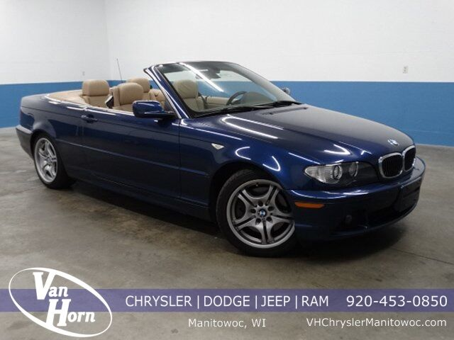 2006 BMW 3 Series 330Ci Milwaukee WI