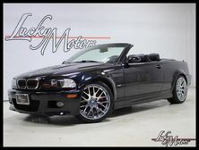 BMW 3 Series M3 Convertible Harman/Kardon Sound Navi Xenons 19's 2006
