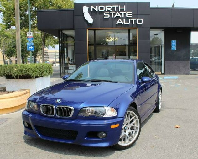 2006_BMW_3 Series_M3_ Walnut Creek CA