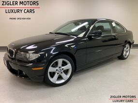 BMW 325CI Coupe Sport Package Prior BMW Certified excellent shape 2006