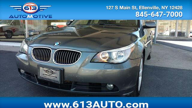 2006 BMW 5-Series 525xi Ulster County NY