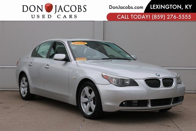 2006 BMW 5 Series 525xi Lexington KY