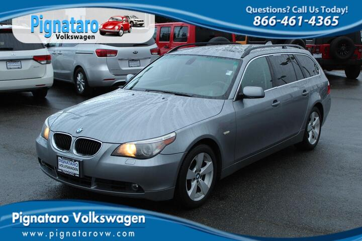 2006 BMW 5 Series 530xi Everett WA