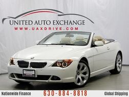 2006_BMW_6 Series_650Ci Convertible Sport Package_ Addison IL