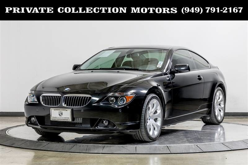 2006_BMW_6 Series_650Ci_ Costa Mesa CA