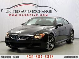 2006_BMW_6 Series_M6 SMG Coupe ** Low miles**_ Addison IL