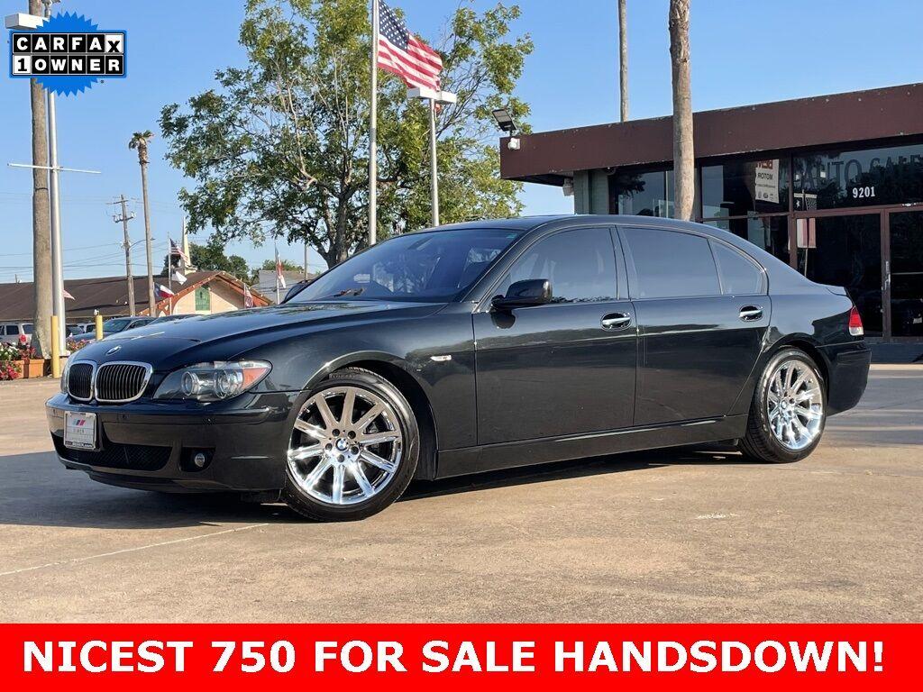 2006_BMW_7 Series_750Li_ Houston TX