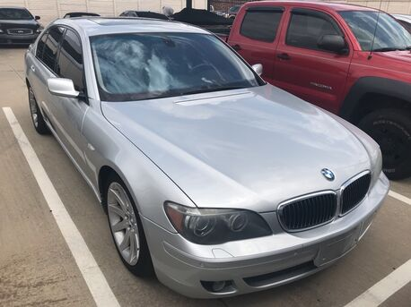 2006_BMW_7 Series_750i_ Euless TX