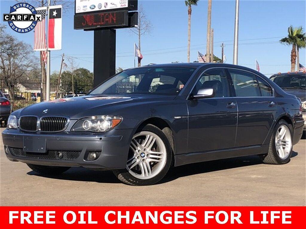 2006_BMW_7 Series_760Li_ Houston TX