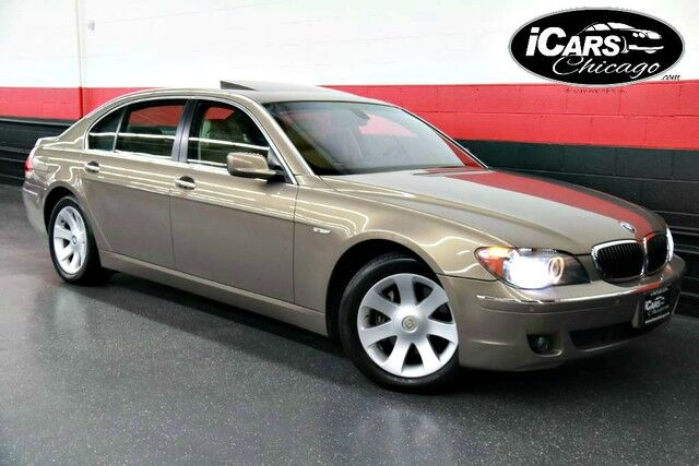 2006 BMW 750Li 4dr Sedan Skokie IL 18355074