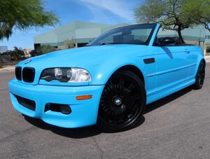 2006_BMW_M3_Convertible_ Scottsdale AZ
