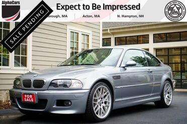 2006_BMW_M3_Coupe 6-Speed Competition Pkg._ Boxborough MA