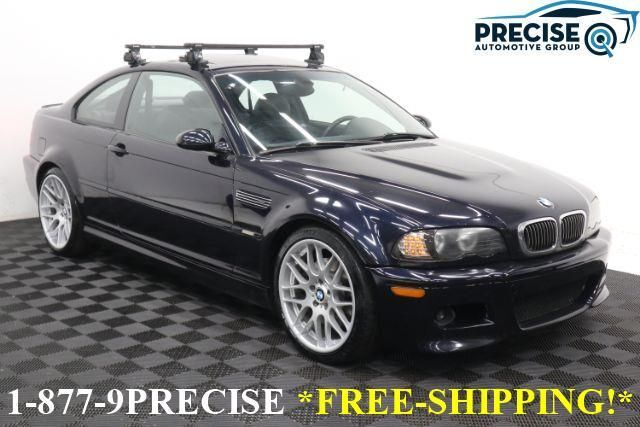 2006 BMW M3 Coupe Chantilly VA