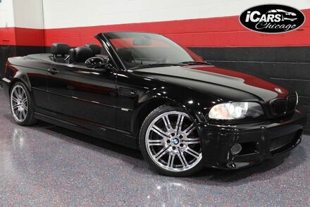 2006_BMW_M3_SMG 2dr Convertible_ Chicago IL