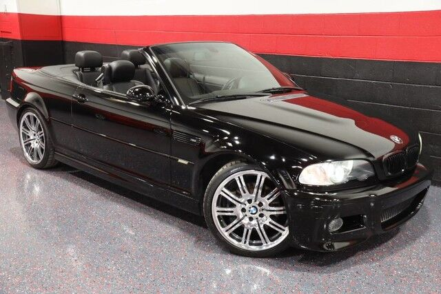 2006 BMW M3 SMG 2dr Convertible Chicago IL