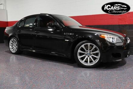 2006_BMW_M5_4dr Sedan_ Chicago IL