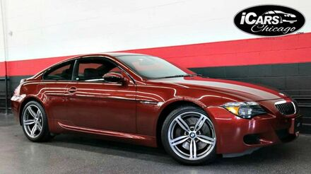 2006_BMW_M6_2dr Coupe_ Chicago IL