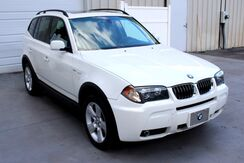 2006_BMW_X3_3.0i All Wheel Drive AWD_ Knoxville TN