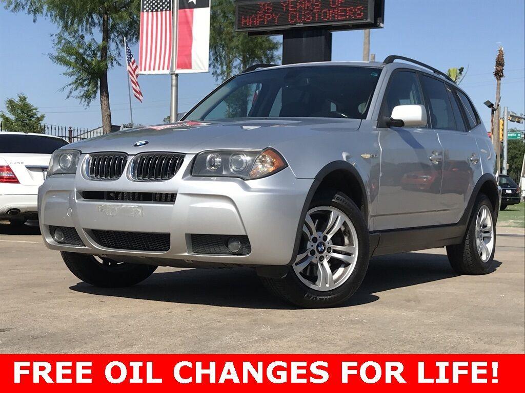 2006_BMW_X3_3.0i_ Houston TX