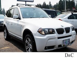 2006_BMW_X3_3.0i_ Portland OR
