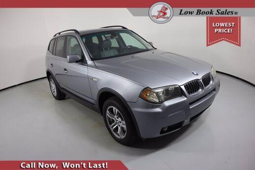 2006_BMW_X3_3.0i_ Salt Lake City UT