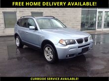 2006_BMW_X3_3.0i_ Watertown NY