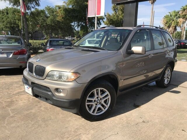 2006_BMW_X5_3.0i_ Houston TX