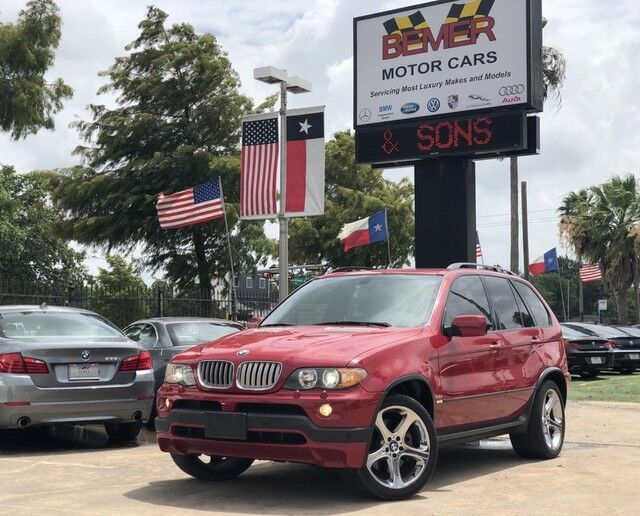 2006_BMW_X5_4.8is_ Houston TX