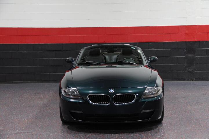 2006 BMW Z4 3.0i 6-Speed Manual 2dr Convertible Chicago IL