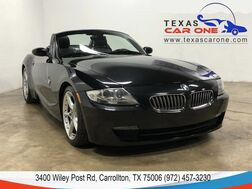 2006_BMW_Z4 3.0si_AUTOMATIC LEATHER HEATED SEATS AUTOMATIC CLIMATE CONTROL ALLOY W_ Carrollton TX