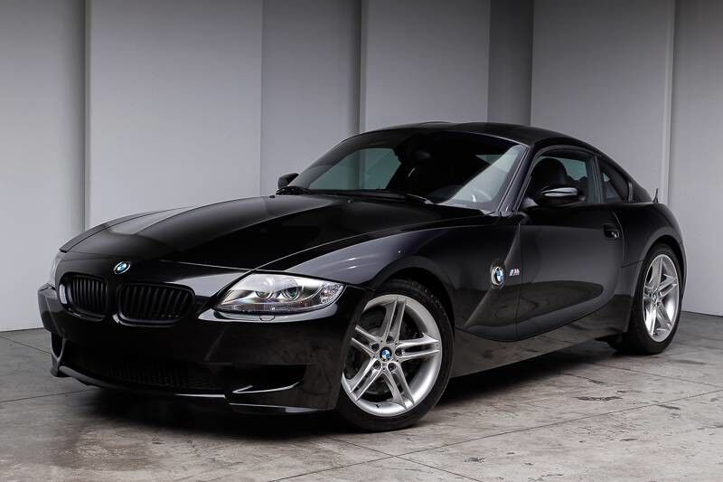 2006 BMW Z4 M Coupe Akron OH 20145668