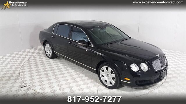 2006 Bentley Continental Flying Spur /NAV/CAM/SUNROOF/PADDLE/SENS WIPES/CRUISE Euless TX