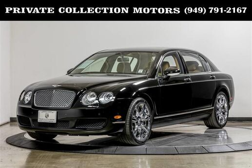 2006 Bentley Continental Flying Spur 1 Owner Costa Mesa CA