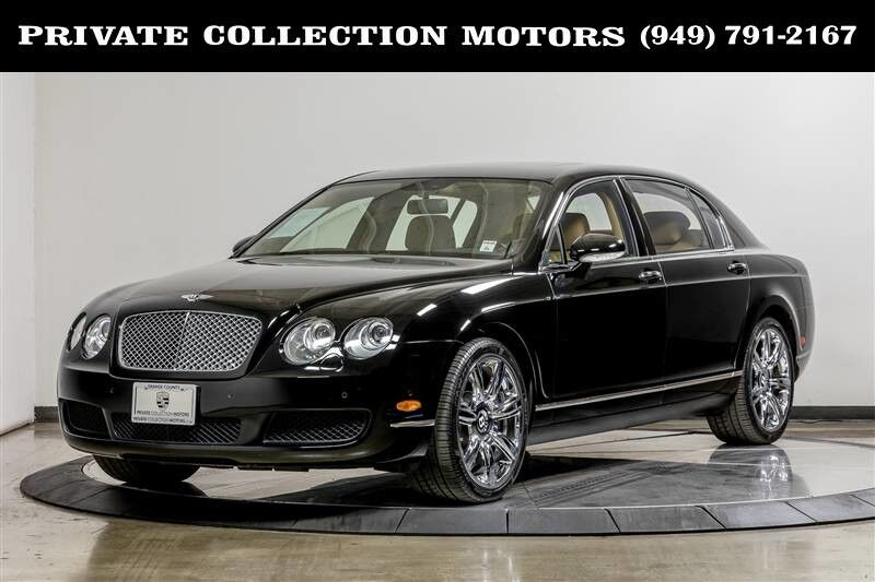 2006_Bentley_Continental Flying Spur_1 Owner_ Costa Mesa CA