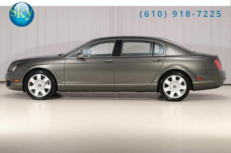 2006 Bentley Continental Flying Spur AWD V12 1-OWNER West Chester PA