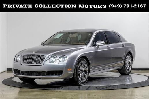 2006 Bentley Continental Flying Spur Clean Carfax Costa Mesa CA