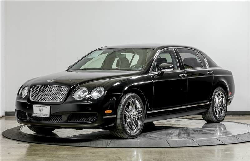 2006_Bentley_Continental Flying Spur_Fresh Major Service Just Done_ Costa Mesa CA