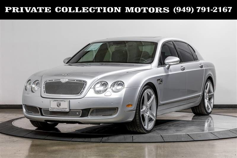 2006_Bentley_Continental Flying Spur_Strut 22 Wheels_ Costa Mesa CA