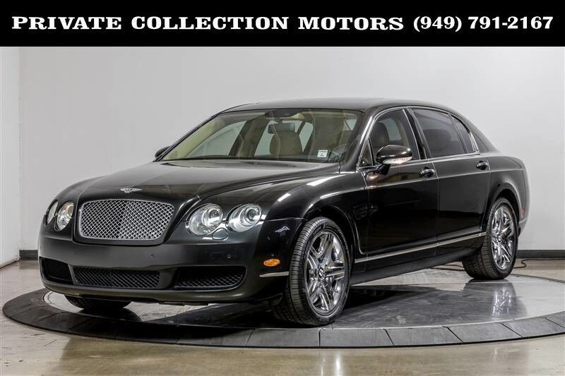 2006 Bentley Continental Flying Spur Two Owner CA Car Costa Mesa CA