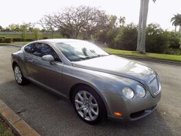 2006_Bentley_Continental GT_Base_ Dania Beach FL