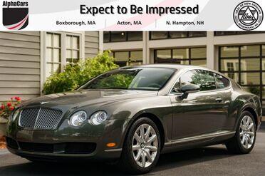 2006_Bentley_Continental_GT_ Boxborough MA