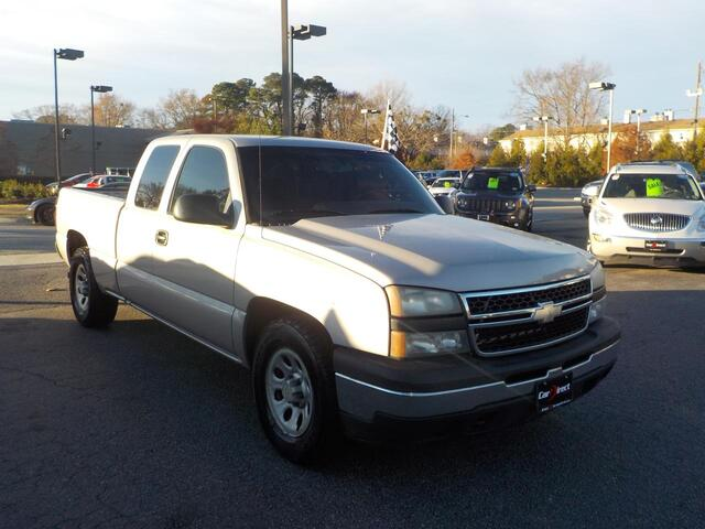 2006 Chevy Silverado Whole To The Public As Is Good Condition 166k Miles